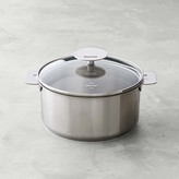 Cristel Mutine Satin Saucepan with Lid