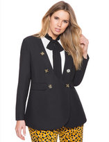 ELOQUII Plus Size Studio Tuxedo Jacket