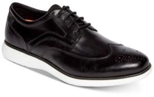 Rockport Men's Garett Leather Wingtip Oxfords Men's Shoes