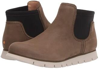 Samuel Hubbard SamSport Chelsea (Olive Green) Women's Boots