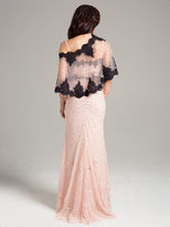 Lara Dresses - 32972 Dress In Blush Black