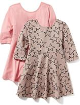 Old Navy Fit & Flare Dress 2-Pack for Toddler