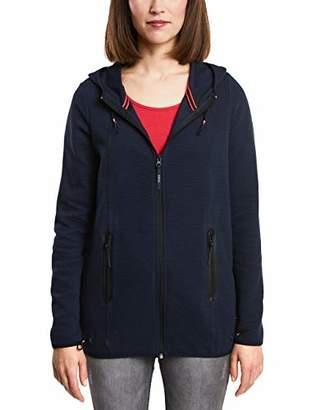 Cecil Women's 252778 Sweat Jacket,Small
