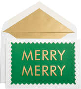 Dempsey & Carroll Pop Holiday Merry Merry Card Set