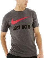 Nike Just Do It Swoosh Tee