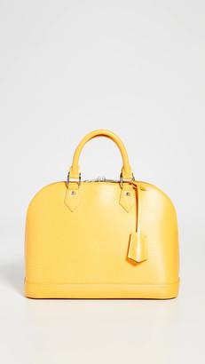 Shopbop Archive Louis Vuitton Alma Bag