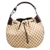 Gucci Hobo cloth handbag