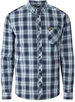 Lyle & Scott Check Cotton Shirt