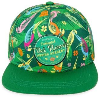 Disney Enchanted Tiki Room Baseball Cap for Adults