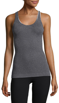 Electric Yoga Crystal Scoopneck Tank