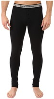 Dolce & Gabbana Ribbed Cotton Leggings Men's Casual Pants