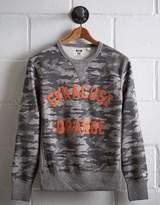 Tailgate Syracuse Orange Camo Sweatshirt