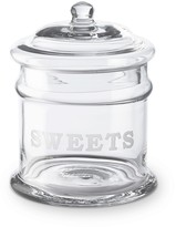 Williams-Sonoma Williams Sonoma Glass Sweets Jar