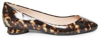 Kate Spade Fallyn Patent Leather Tortoiseshell Pumps