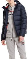 Tommy Hilfiger Tommy Jeans Basic Down Jacket, Multi/navy