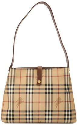 Burberry Pre Owned Horseferry Check tote