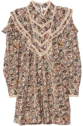 Etoile Isabel Marant Rebel Dress in Ecru