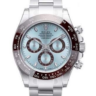 Rolex Daytona Blue Steel Watches