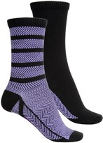 adidas outdoor Studio ClimaLite® Socks - 2-Pack, Crew (For Women)