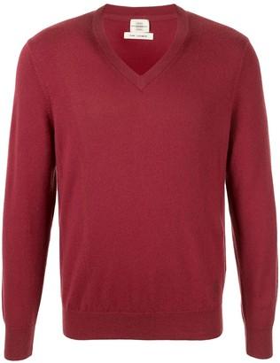 Kent & Curwen cashmere V-neck pullover