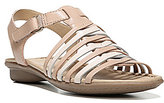 Naturalizer Wade Two Toned Leather Sandals