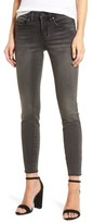 Blank NYC Women's Blanknyc Magic Trick Raw Hem Skinny Jeans