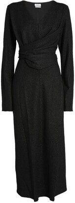 Deveaux Yvette Wrap Dress
