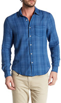 Joe's Jeans Joe&s Jeans Plaid Slim Fit Shirt