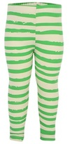 Noë & Zoe Berlin Green Stripe Leggings