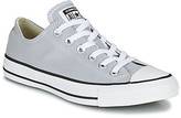 Converse Chuck Taylor All Star Seasonal Color women's Shoes (High-top Trainers) in Grey
