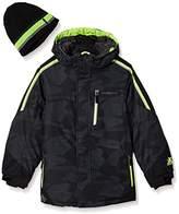 ZeroXposur Big Boys' Spear Snowboard Jacket