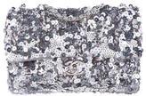 Chanel Rectangular Mini Sequin Flap Bag