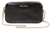 Miu Miu Solid Long Wallet