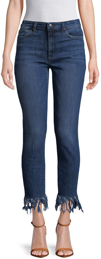Joe's Jeans Charlie Ankle Shred Pant