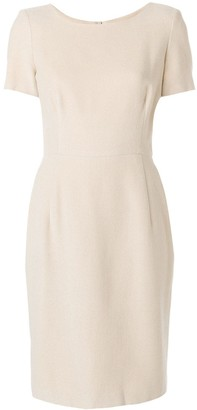 Jil Sander Pre-Owned Shortsleeved Midi Dress