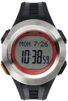 Solus Unisex Digital Watch with LCD Dial Digital Display and Black Plastic or PU Strap SL-101-002