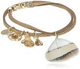 Danielle Nicole Zephry Wrap Bracelet