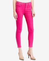 Lauren Ralph Lauren Petite Cropped Skinny Jeans