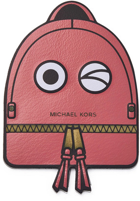 MICHAEL Michael Kors Printed Leather Sticker