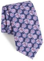 Bonobos Floral Breeze Print Cotton Tie