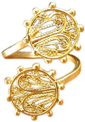 Mamba Alma Double Golden Ring