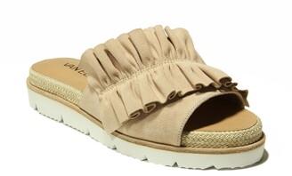 VANELi Cles Platform Slide Sandal