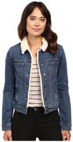Paige Aspen Shearling Jacket
