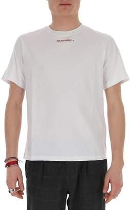 Golden Goose Logo Flag Print T-Shirt