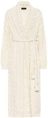 Alanui Cotton-blend cardigan