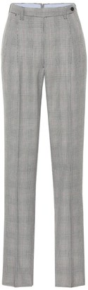 Giuliva Heritage Collection The Cornelia checked wool pants