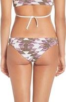 Lovers + Friends Women's 'Rae' Knit Bikini Bottoms