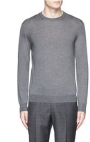 Isaia Cashmere-silk sweater