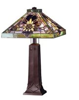 Tiffany & Co. Meyda 70969 22 Inch H Solstice Table Lamp