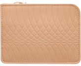 Paul Smith No 9. Matte Printed Leather L-Zip Wallet Pouch